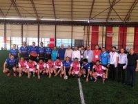 Malatya Kurumlararası Hayata Dokunuş 1. Futbol Turnuvası başladı