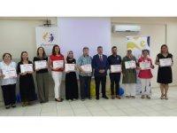 """""""Tepebaşı eTwinning Buluşması"""" projelerinde emeği geçen öğretmenler ödüllendirildi"""