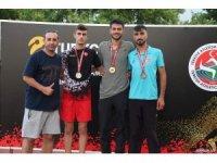Darıca'lı atletler Bursa'dan 4 madalyayla döndü