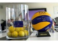 CEV Kupası ve Challenge Kupası'ndaki Türk takımlarının rakipleri belli oldu