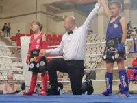 Ahlatlı sporcular Türkiye üçüncüsü oldu