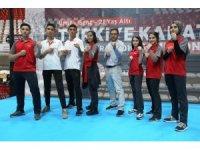 Gaziantep Büyükşehir Karate Takımı, Türkiye Şampiyonasında iddialı