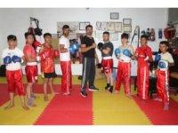 Mazıdağılı kick boksçular, Türkiye şampiyonasında mücadele edecek