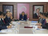 Giresun'da KÖYDES yatırımları değerlendirildi