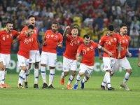 Şili, Kolombiya'yı eledi!