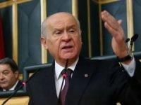 MHP Lideri Devlet Bahçeli'den erken seçim açıklaması!