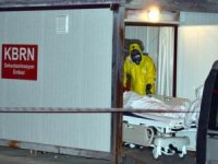 Maske dağıtıldı... Hastanede KBRN önlemi!