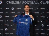 Chelsea'nın teknik patronu Lampard oldu!