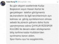 """Vedat Muriqi: """"Kulübümden ayrılmama kararı aldım"""""""