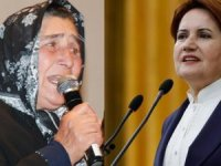 Akşener'den Erdoğan'a 'Pakize Akbaba' tepkisi!