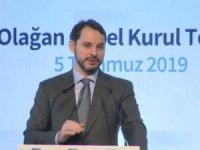 Berat Albayrak: Türkiye, üzerinden para kazanılacak bir ülke değil