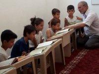Çemişgezek'te Yaz Kur'an Kurslarına yoğun ilgi