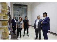 Iğdır Üniversitesinde TÜBA köşesi açıldı