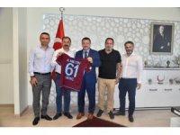 Başkan Genç'ten Trabzonspor'a 1461 bilet jesti