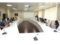 """""""YÖK Bursları"""" bilgilendirme toplantısı gerçekleştirildi"""