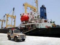 Birleşik Arap Emirlikleri, Hudeyde Limanı'ndan çekiliyor
