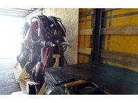 Kapıkule'de kaçakçılara ağır darbe