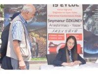 """Genç Araştırmacı Yazar Şeymanur Özküney'in """"19 Eylül"""" isimli ikinci kitabı çıktı"""