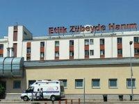Başkentte hastanede kimyasal madde paniği!
