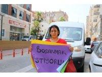 Çaresizliğin çığlığı: Sokakta ölmek istemiyorum