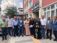 Kars AK Parti Kadın Kollarından Srebrenitsa tepkisi