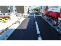 Erzincan Belediyesi asfalt çalışmalarına hız verdi
