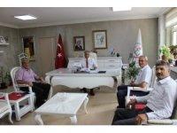 Gönen, İlçe Milli Eğitim Müdürleri ile toplantı yaptı