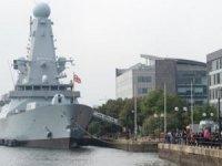 İngiltere'den Hürmüz Körfezi'ne ikinci savaş gemisi!