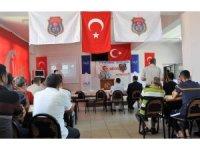 Midyat'ta cezaevi hükümlülerine girişimcilik eğitimi verildi