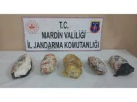 MİT ve jandarma ortak çalıştı, 7 kilo patlayıcı madde ele geçirildi