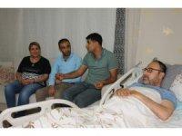 Mardin'de 15 Temmuz gazilerine ziyaret