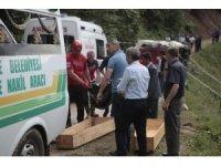Giresun'daki kazada ölenlerin kimlikleri belli oldu