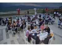Burdur' da 290 şehit yakını, gazi ve gazi yakını Milli Bilik günü etkinliğinde bir araya geldi