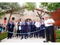 Tantavi Kültür ve Sanat Merkezi açıldı