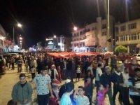 Sivas'ta 15 Temmuz Demokrasi ve Milli Birlik Günü kutlamaları