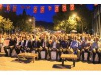 Osmaneli 15 Temmuz Şehitlerini Anma, Demokrasi ve Milli Birlik Günü'de tek yürek oldu