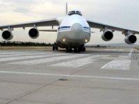 S-400'lerin teslimatı... 10. uçak Ankara'ya indi