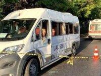 Sancaktepe'de halk otobüsü kazası Ölü ve yaralılar var...