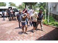 Kataloglu fuhuş çetesi operasyonuna 9 tutuklama