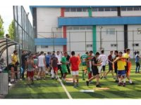 Amed Sportif Faaliyetler'de futbolcu seçmeleri