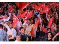 """Kaş'ta """"15 Temmuz Demokrasi ve Milli Birlik Günü"""" etkinlikleri"""