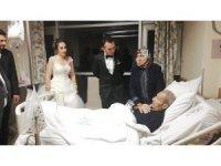 - Vefalı damat düğün sonrası soluğu hastanede aldı