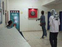 Pazaryeri'nde 'Şehit Zafer Koyuncu 2. Dart Turnuvası' sona erdi