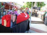 Giresun eski milletvekillerinden Mehmet Ali Karadeniz son yolculuğuna uğurlandı