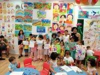 Çocuk Forum Mersin'de hünerlerini sergilemeye devam ediyor
