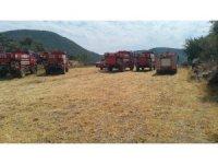 Muğla'da orman ekipleri yangından yangına koşuyor