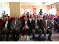 Artvin Kızılay'ından kan bağışçılarına madalya