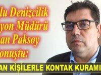 Numan Paksoy: Kaçırılan kişilerle kontak kuramıyoruz...