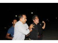 Hatay'da izinsiz konsere polis müdahalesi