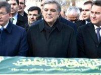ABDÜLLATİF ŞENER'DEN GÜL, DAVUTOĞLU VE BABACAN'A SAADET PARTİSİ ÇAĞRISI